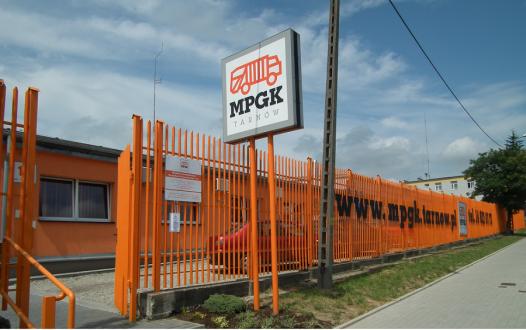 MPGK siedziba